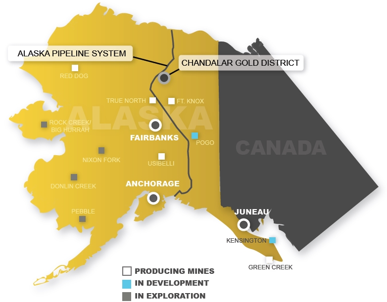 Goldrich Mining Alaska Tier-One Jurisdiction
