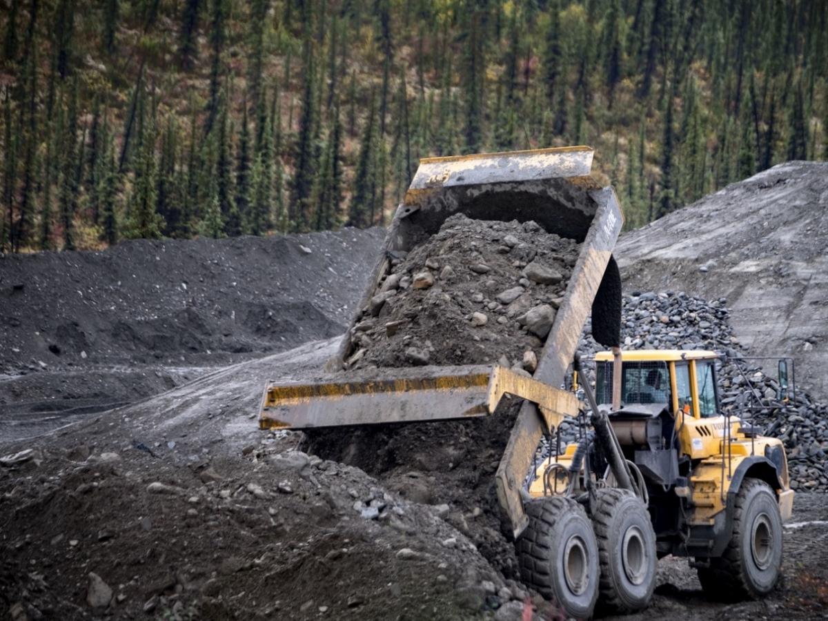 Goldrich Mining Chandalar Gold District Placer Properties