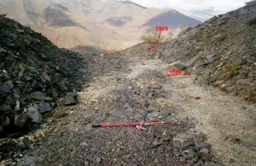 Goldrich Mining Chandalar Gold District Prospects Pioneer